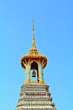 Pagoda at Wat Phra Kaew Royalty Free Stock Photos