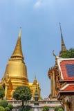Pagoda in Wat Phra Kaew Fotografie Stock Libere da Diritti