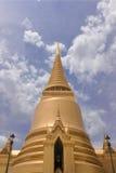 Pagoda of wat phra kaew Stock Photo