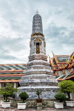 The Pagoda in Wat Poe Royalty Free Stock Photos