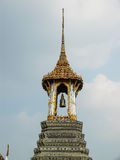 Pagoda in Wat Pra Kaew Royalty Free Stock Image
