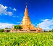 Pagoda in Wat Prabudhabaht Huay Toom, Thailand Stock Photo