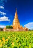 Pagoda in Wat Prabudhabaht Huay Toom, Thailand Stock Image