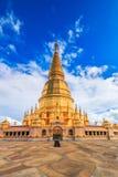 Pagoda in Wat Prabudhabaht Huay Toom, Thailand Royalty Free Stock Photos