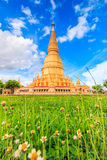 Pagoda in Wat Prabudhabaht Huay Toom, Thailand Royalty Free Stock Images