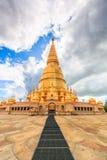 Pagoda in Wat Prabudhabaht Huay Toom, Thailand Royalty Free Stock Image