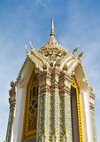 Pagoda at Wat Ratchabophit temple,Thailand Stock Photos