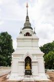 Pagoda at Wat Suan Dok in Chiang Mai, Thailand Stock Photos