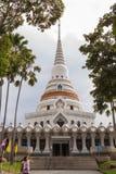Pagoda a Wat Yan Temple Immagine Stock Libera da Diritti