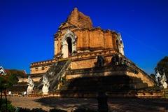 Pagoda, wierza Tajlandia Zdjęcia Royalty Free