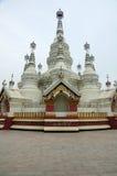 Pagoda Wuxi Cina di Manfeilong fotografie stock