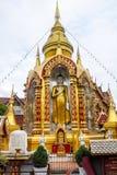 Pagoda y Buda grande Fotografía de archivo