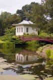 Pagoda y reflexiones Fotografía de archivo libre de regalías