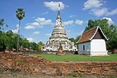 Pagoda y santuario Foto de archivo libre de regalías
