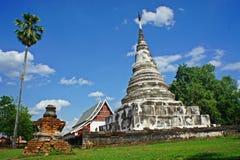 Pagoda y santuario Fotografía de archivo libre de regalías