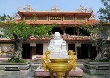 Pagoda yard inside Royalty Free Stock Photography
