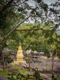 Pagoda z drutem kolczastym Obraz Royalty Free