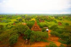 pagoda złota Fotografia Royalty Free