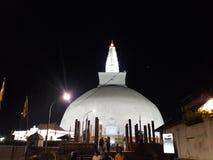 Pagodanuradhapura Arkivfoton