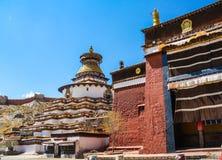pagodapalchoi Arkivfoton
