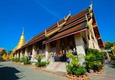 Pagodapratadpamflett Fotografering för Bildbyråer