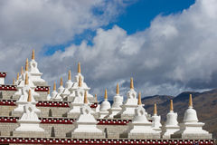 Pagodas Royalty Free Stock Image