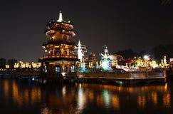 Pagodas Imagens de Stock Royalty Free
