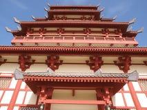 Pagodas Fotografia Stock Libera da Diritti