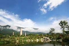 pagodas 3 Стоковая Фотография