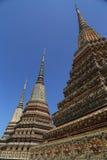 pagodas royalty-vrije stock afbeelding