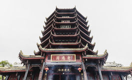 pagodas stock afbeeldingen