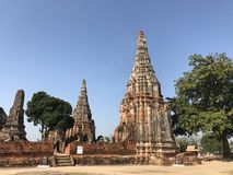 pagodas Imagen de archivo