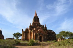 Pagodas in Bagan Stock Images