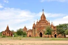 Pagodas in Bagan, Myanmar Royalty Free Stock Images