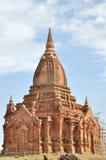 Pagodas in Bagan, Myanmar Stock Image