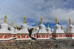 Pagodas budistas Foto de archivo libre de regalías