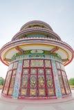 Pagodas chinas en Tailandia Imagen de archivo