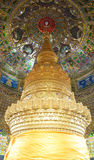 500 pagodas d'or Photos libres de droits