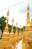 500 pagodas d'or Photo stock