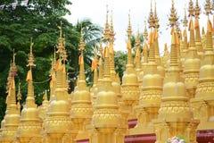 500 pagodas d'or Photo libre de droits
