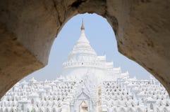 Pagodas de Myanmar fotos de archivo libres de regalías