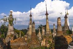 Pagodas in Myanmar Stock Photos
