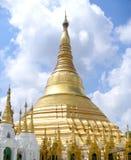 pagodashwedagon Royaltyfria Bilder