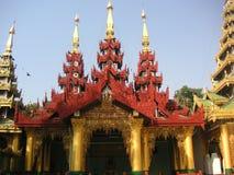pagodashwedagon Arkivbilder