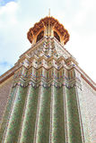 pagodatextur Royaltyfri Fotografi