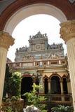 pagodatrangvinh Arkivfoto