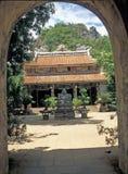 pagodavietnames Arkivfoton