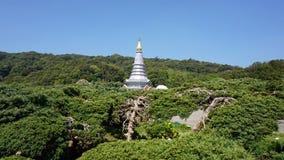 Pagode на inthanon doi Стоковое Изображение