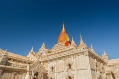 Pagode auf Myanmar Stockfotos