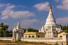 Pagode, Bagan auf Myanmar (Burmar) Stockbild
